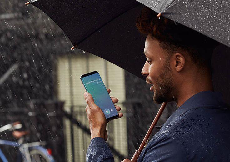 Bixby Voice released for Galaxy S8 smartphones