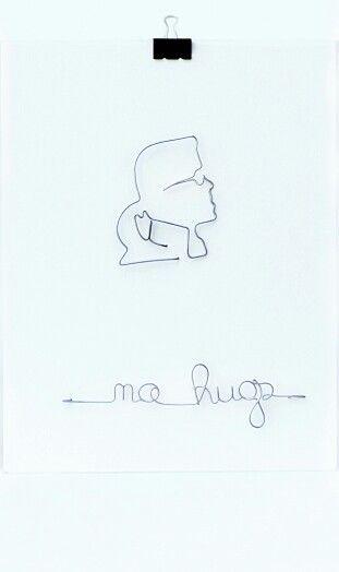 no hugs | 40 X 30 cm | wood & galvanized wire | contact: artbending@gmail.com