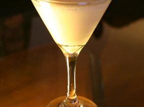 сливочный мартини - легкий и вкусный коктейль