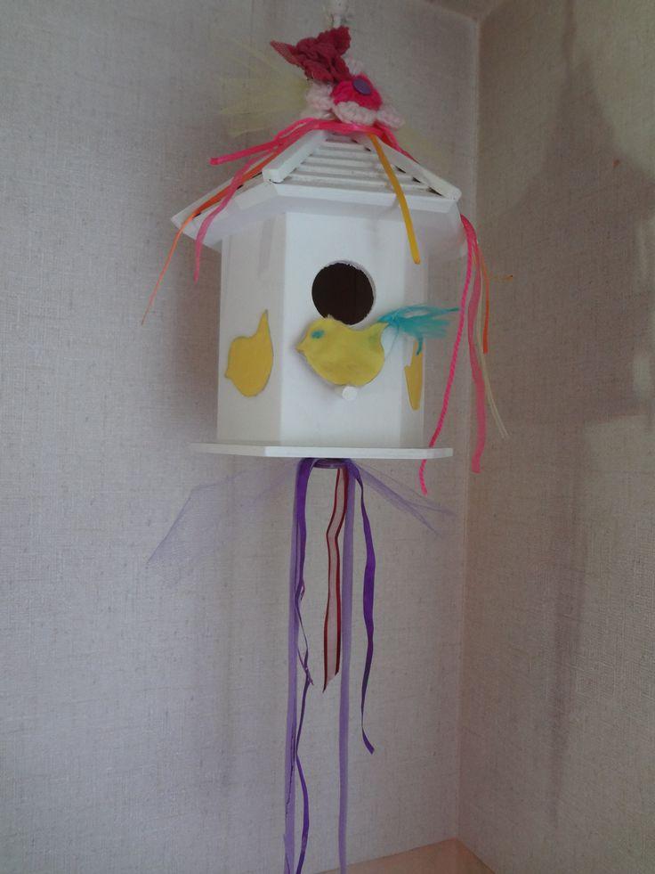 #birdshouse