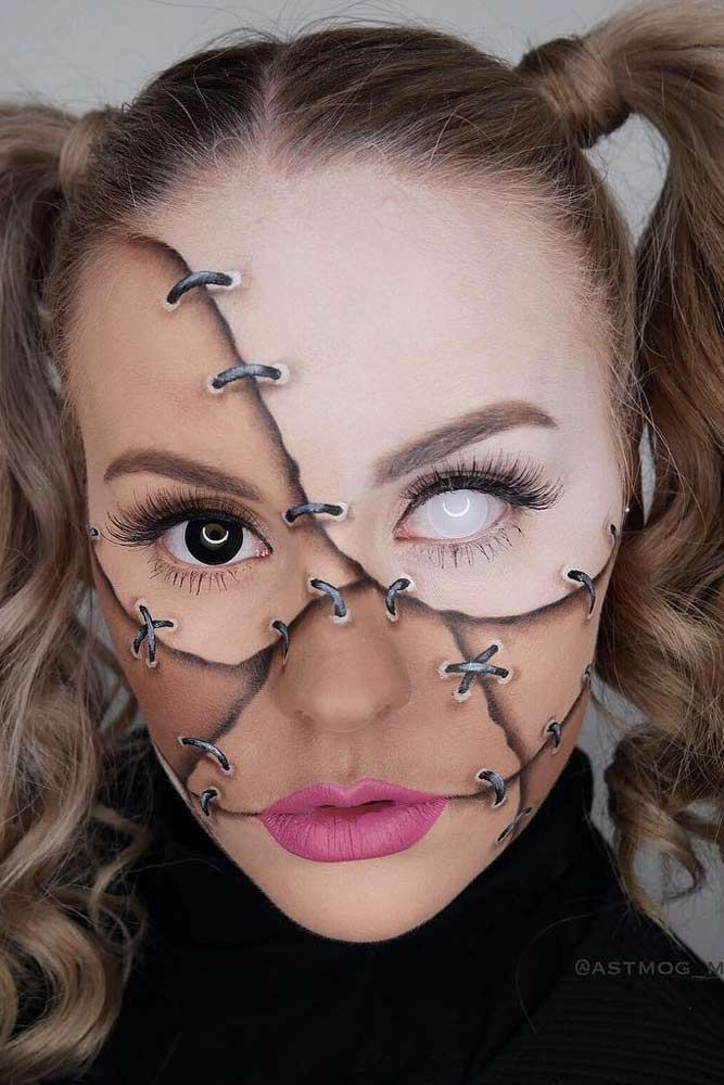 Finding out the scary Halloween makeup idea is essential for having nice look at… - http://makeupaccesory.com/finding-out-the-scary-halloween-makeup-idea-is-essential-for-having-nice-look-at/
