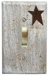 Country Switchplate Covers - Craft Wholesalers for a boys cowboy room