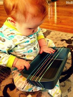 Verschiedene Aktivitäten für 1-2 Jährige