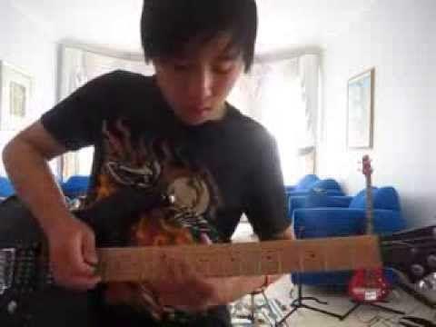 Fall Out Boy- Rat a Tat (Guitar Cover)