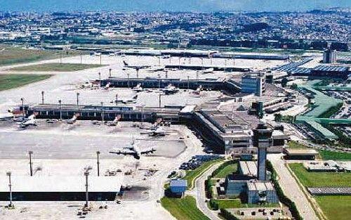 Aeroporto Internacional de São Paulo Guarulhos 5 Aeroporto Internacional de São Paulo Guarulhos   Cumbica