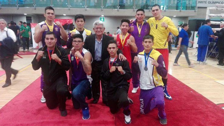 Recibe Chihuahua 18 medallas en Festival Olímpico de Boxeo