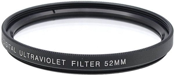 http://www.great-landscape-photography.com/landscape-photography-equipment/using-an-ultraviolet-filter/  An Ultraviolet filter or a Skylight filter provides one major function over and above their filtration characteristics - they protect the front element of your lens...