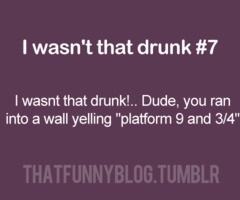 @Kelsey Engle if or when I ever get drunk, I better be doing shit like this. Even if I don't, tell me I did.