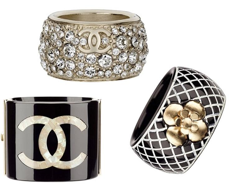 Chanel Bracelets...Love!