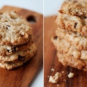 Печенье из Старбакс с овсянкой