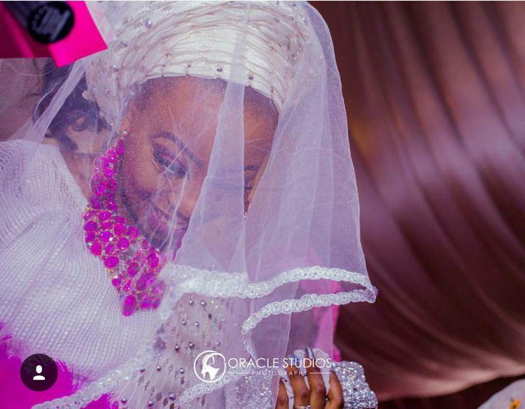 gele. nigerian bride youruba