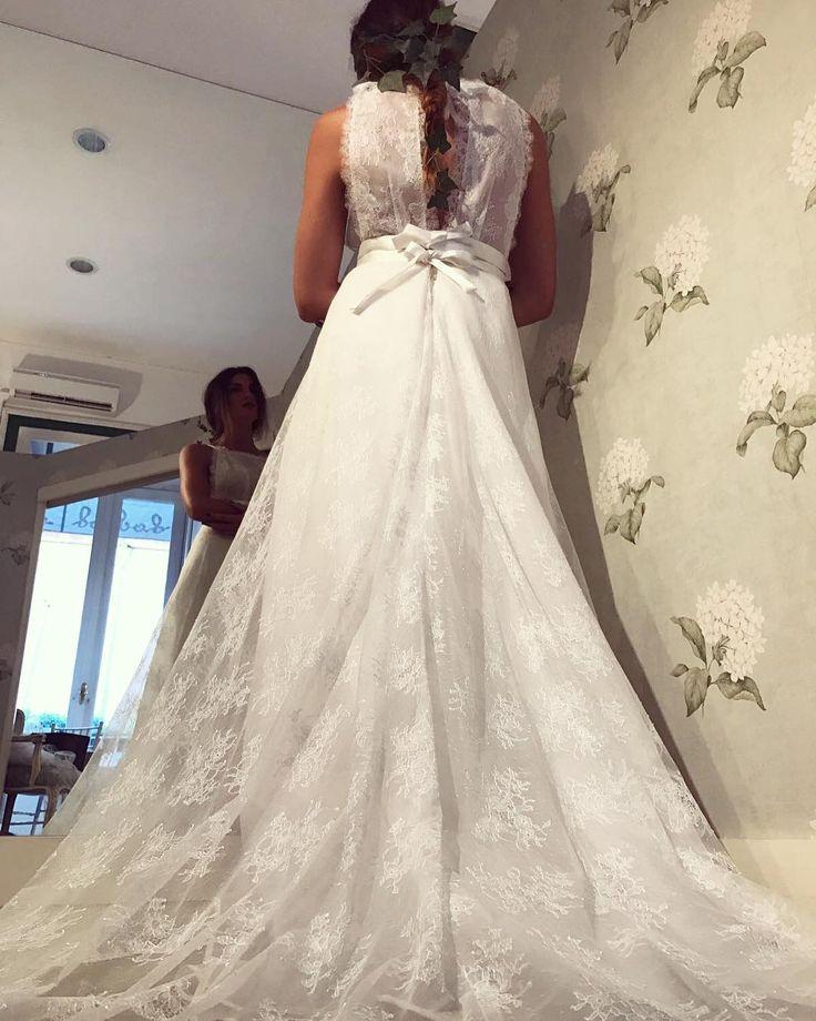 ss18 #lebaobab #bride #wedding #weddingdress #sposa