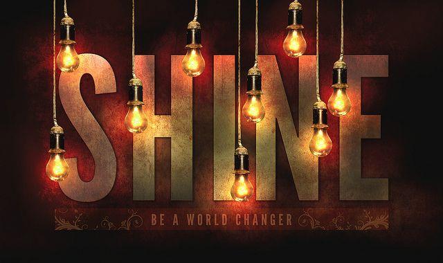 stage design shine - Google Search