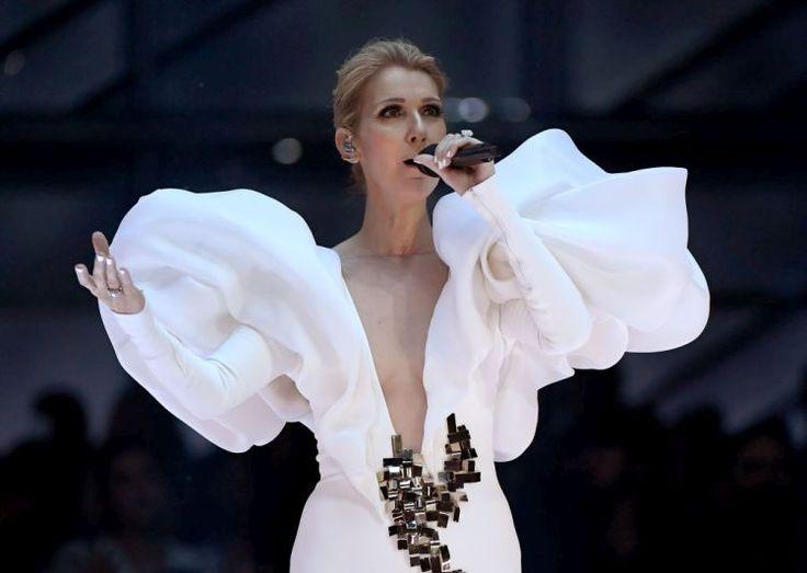 Selin Dion blistala u veličanstvenoj beloj haljini o kojoj priča čitav svet
