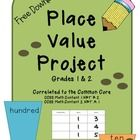 This free Place Value Project download is a hands-on activity to help your students understand that every digit has a place and a value.  It gives ...