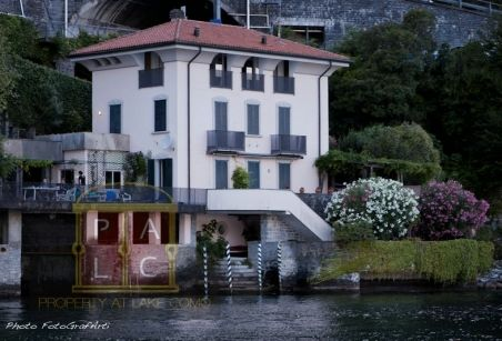 Unique waterfront villa for sale in Brienno with 5 bedrooms, lake front position and luxury amenities. Buy or rent to experience grandeur of Como real estate