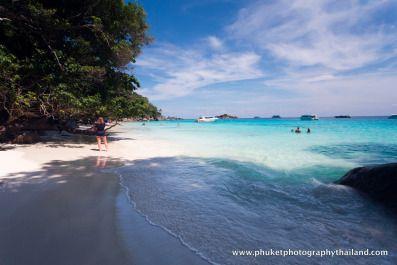 Mu ko Similan national marine park ,phang nga .Thailand