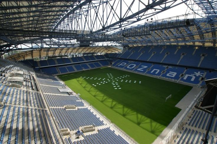Poznań Poland, Stadion Miejski [fot.Miasto Poznań]