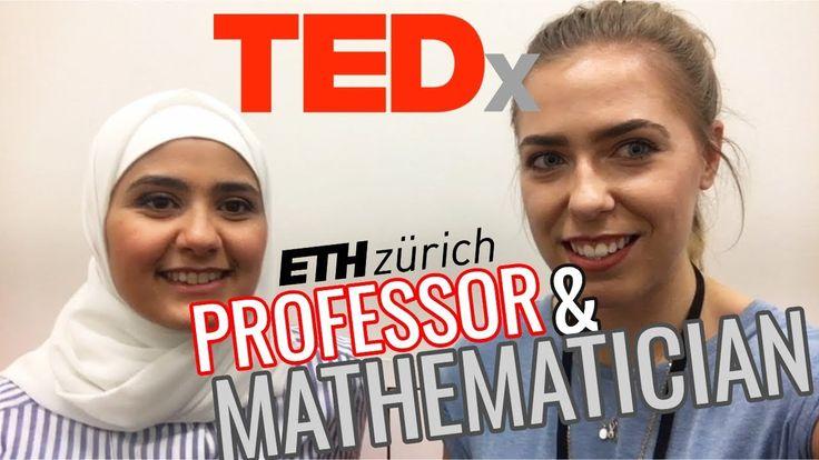 Prof. Rima Alaifari the ETH Zurich PROFESSOR, TEDx SPEAKER and MATHEMATI...