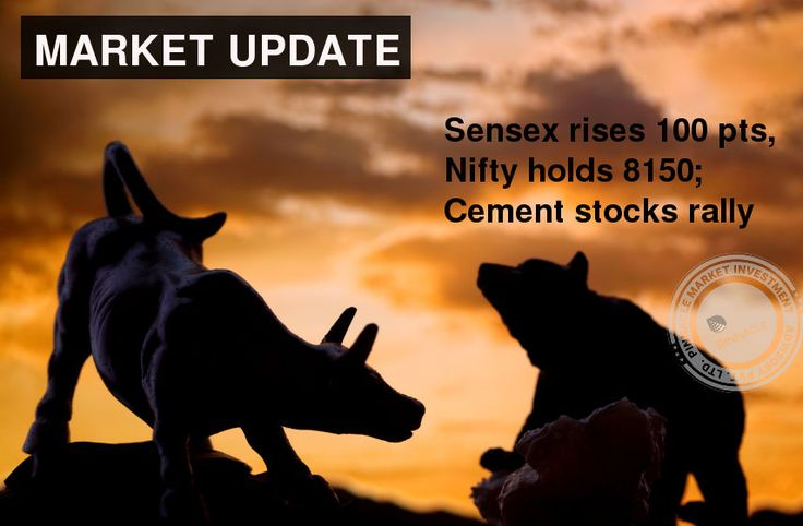 #OpeningBell: Equity benchmarks extended gains in morning with the Nifty holding 8150 level, supported by banks and healthcare stocks. The broader markets continued to outperform benchmarks from the beginning of the week. The 30-share #BSE #Sensex was up 112 points at 26506  and the 50-share #NSE #Nifty rose 387.85 points to 8180 while the #BSE #Midcap and #Smallcap indices gained 0.75 percent and 1 percent, respectively. About three shares advanced for every share falling on the exchange.