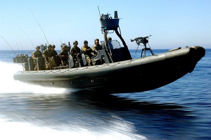 US 11M NSW RIB (Rigid Inflatable Boat)