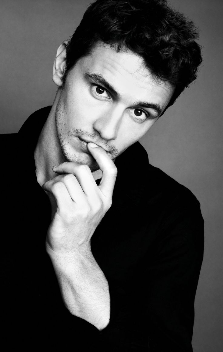James Franco, umm, I'm in love with you.