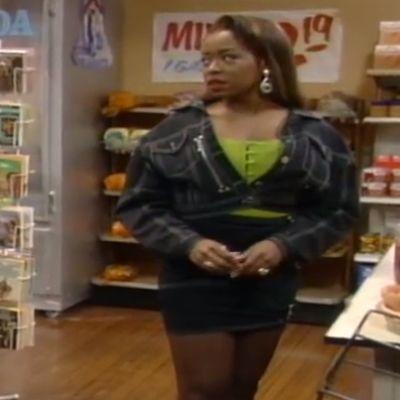 """Tichina Arnold as Pamela """"Pam"""" James in Martin (1992-1997)"""