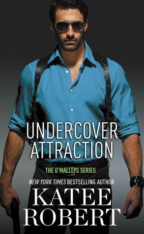 REVIEW: Undercover Attraction by Katee Robert | Harlequin Junkie | Blogging Romance Books | Addicted to HEA :)
