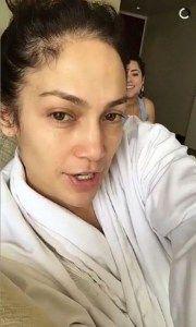 Jennifer Lopez no Makeup selfie  VIsit  www.celebgalaxy.com  Celeb Galaxy Features Latest Celebrity News,Celebrity Photos,Celebrity Gossip,Celebrity fashion photos,Celebrity Party Pics,Celeb Families of your Favorite Super stars!