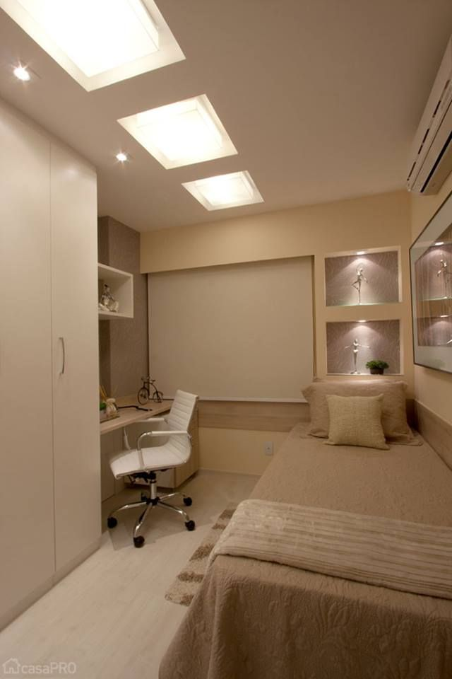 20 best bed room images on pinterest bedroom ideas home for Drywall designs living room