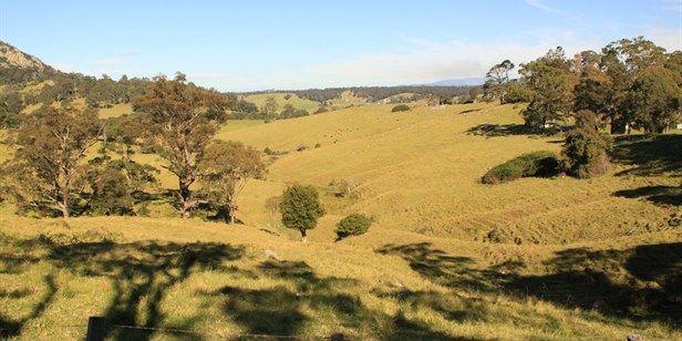 Central Tilba: The Location of River Cottage Australia