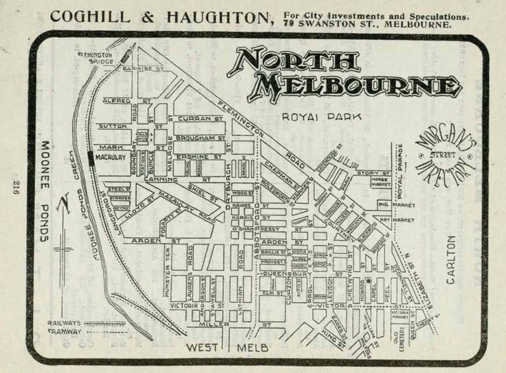 North Melbourne 1917