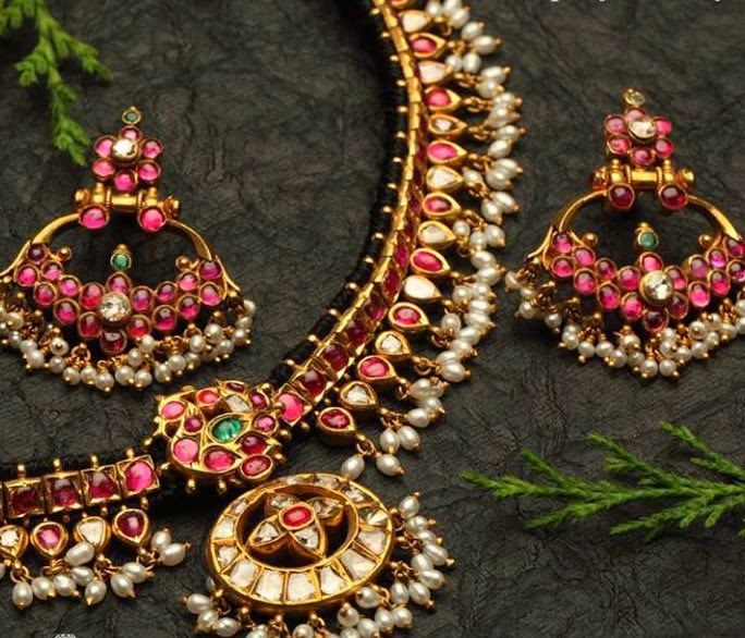 Ruby jewellery by nac jewellers