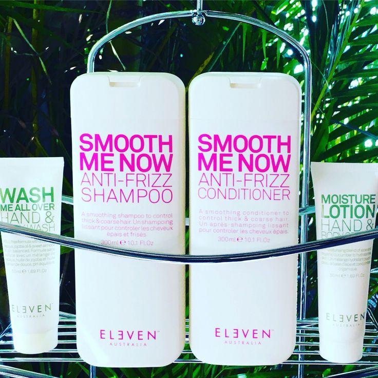 Eleven Australia Hair Products available at Uptown Hair Studio Nambour Sunshine Coast #elevenaustralia #uptownhairstudio