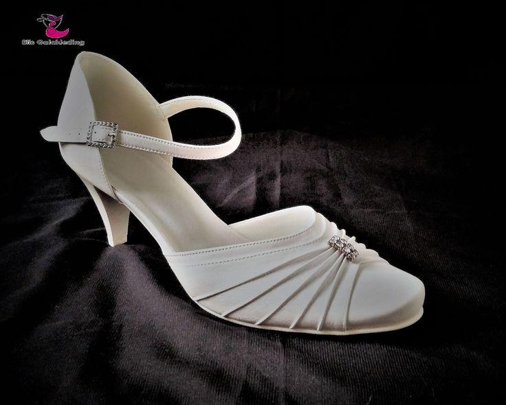 Gala schoenen met strass