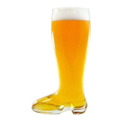 Unique Boot Beer Glass | Best Gifts for Football Boyfriend