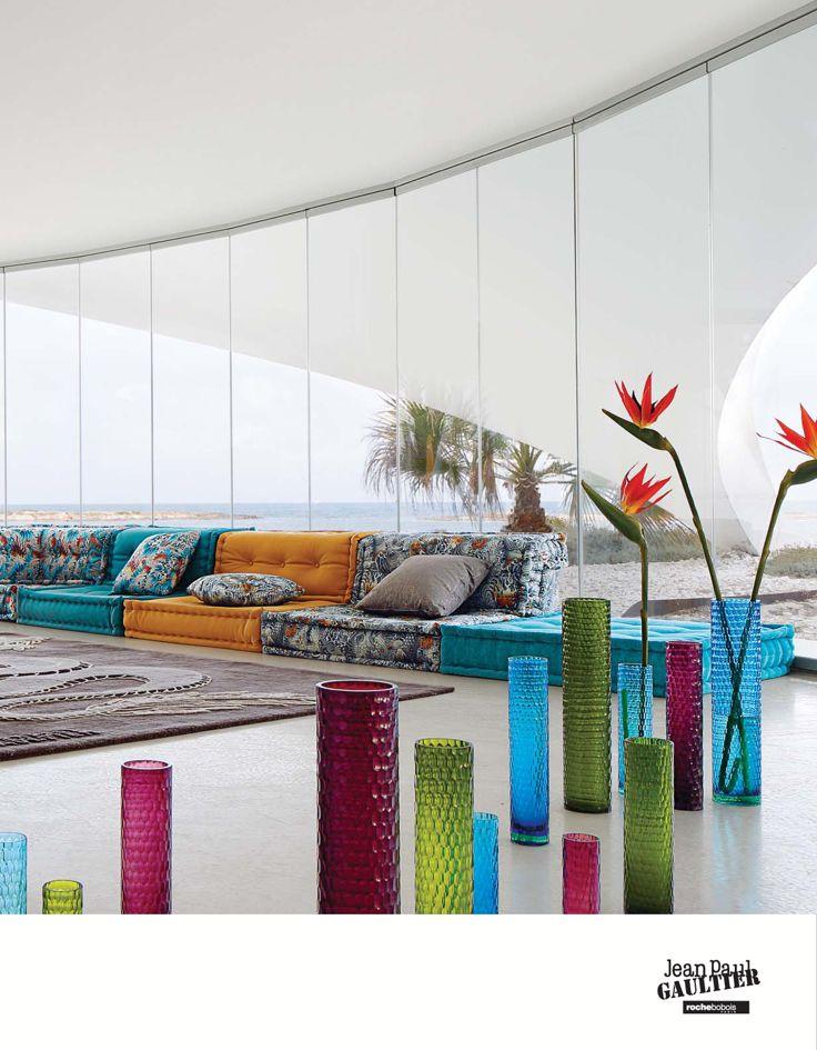 Die besten 25+ Roche bobois sofa Ideen auf Pinterest Modulares - schlafzimmer design ideen roche bobois