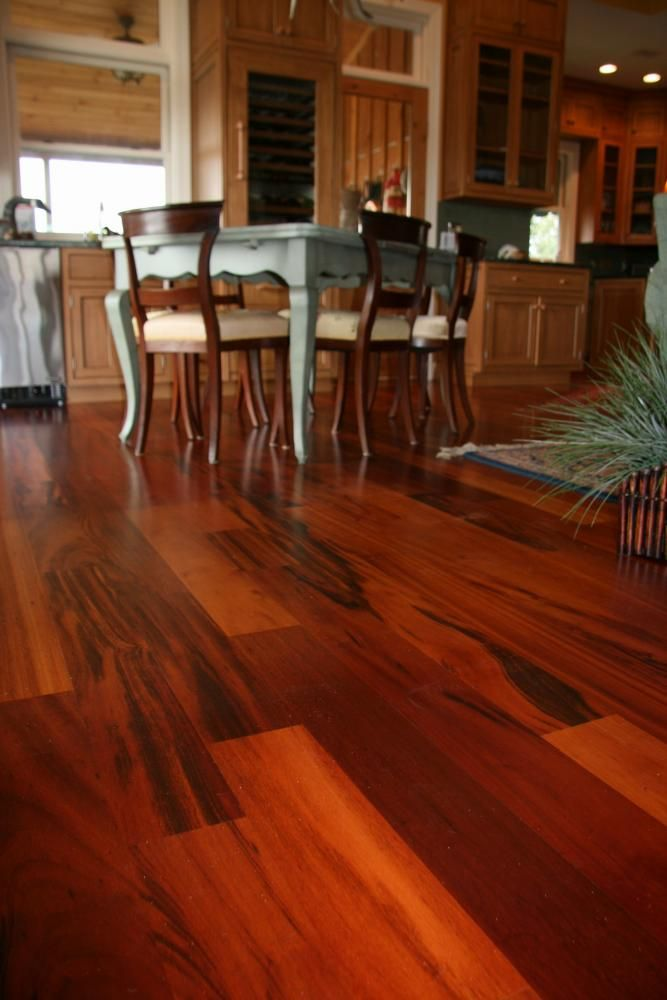 tigerwood flooring | Tigerwood Flooring | For the Home | Pinterest