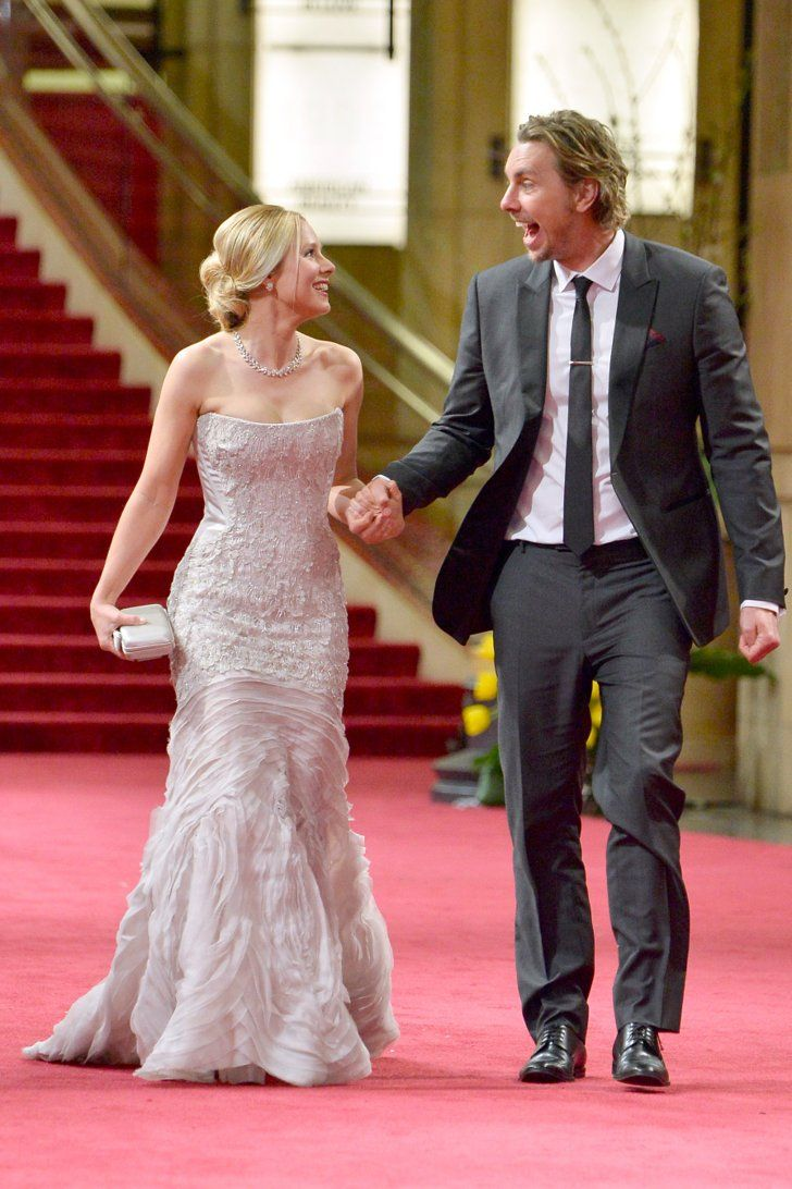 """Dax Shepard Was Freaked Out by Kristen Bell's """"Unbridled Happiness"""" When They First Met"""