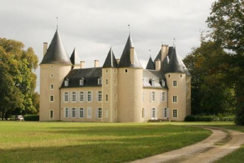 Chàteau de Bourges - France