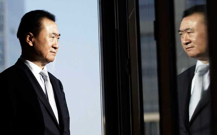 The rise and rise of Wang Jianlin, China's richest man - Wang Jianlin: Age: 59. Source of Wealth: real estate, self-made .  http://www.telegraph.co.uk/culture/film/10331411/Welcome-to-Chollywood-Chinas-richest-man-woos-Hollywoods-A-listers.html  http://www.forbes.com/profile/wang-jianlin/  http://www.smh.com.au/world/chinese-mogul-wang-jianlin-lays-down-challenge-to-hollywood-20130923-2u8u2.html