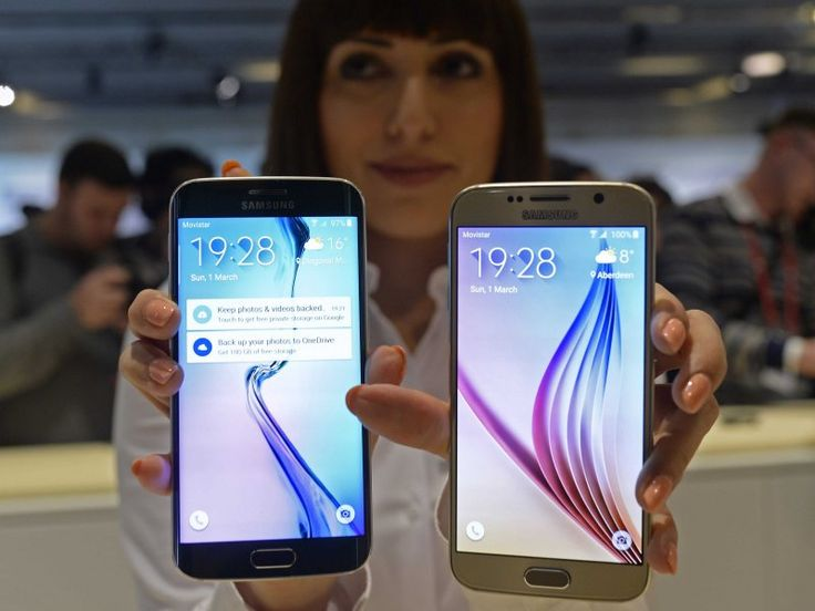 10 things Samsung's new Galaxy phones can do that the iPhone can't  -  Samsung Galaxy S 6 and galaxy s 6 edge