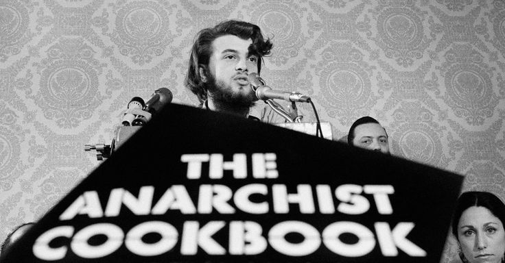 """http://ift.tt/2tHXHbk the author of """"The Anarchist Cookbook"""" became a teacher for children with special needs"""