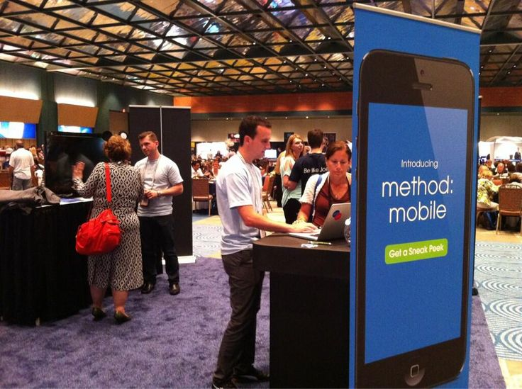 June 24, 2013 Team Method #CRM talking to customers and resellers at Scaling New Heights conference. What a day!