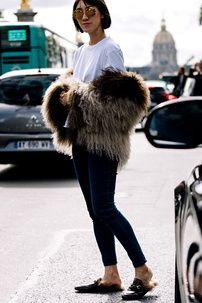 La lente de Aldo Decaniz captura lo mejor del estilo en las calles de Milán.
