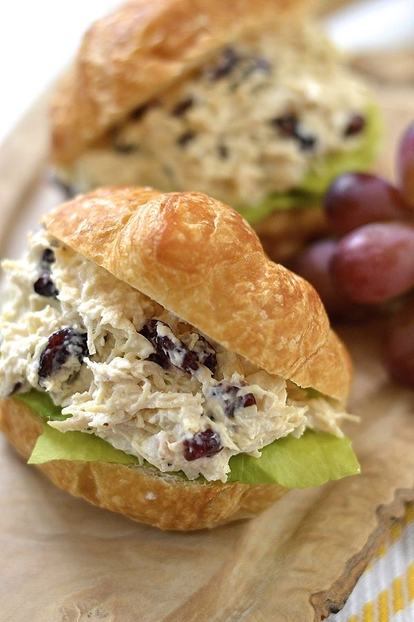Easy Peasy Chicken Salad- so quick and easy (no seriously) and delicious to the nth degree!!