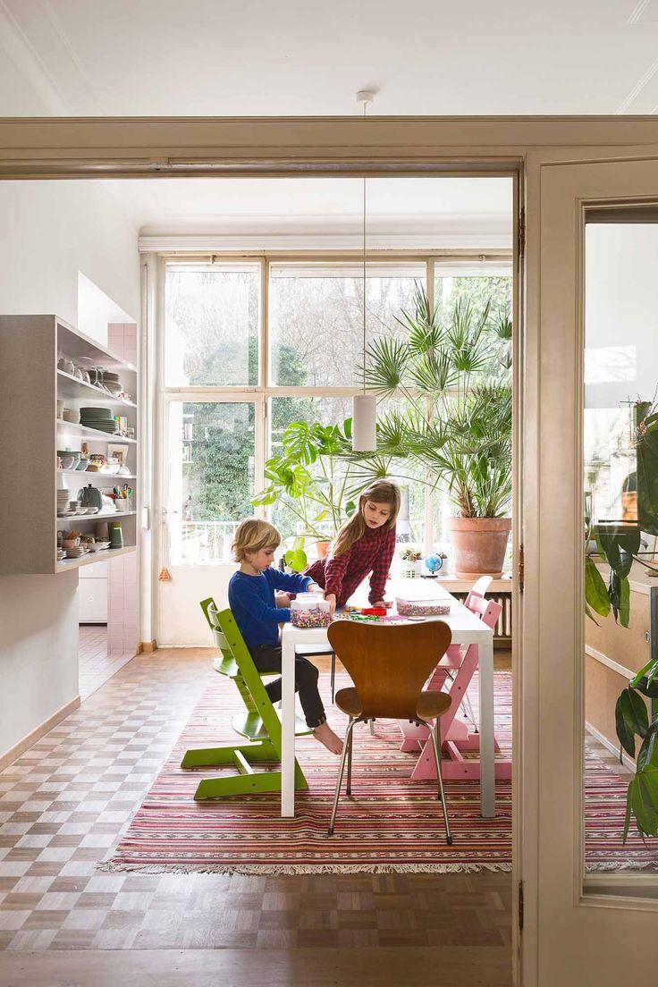 interior photographer's house Frederik Vercruysse