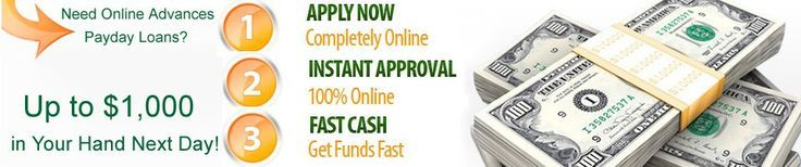 Guidelines for Payday Loans on SAME DAY by Simple FORM for Easy CASH Advance in