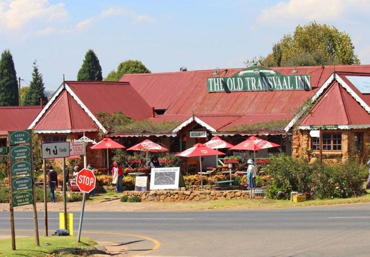 SA - Dullstroom, a quaint South African dorp