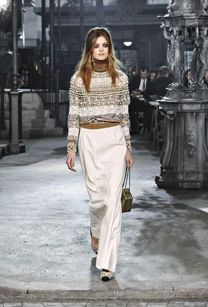 Chanel Métiers d'Art: 'Paris in Rome 2015/16'
